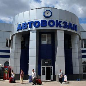 Автовокзалы Соль-Илецка