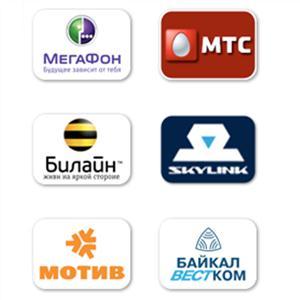 Операторы сотовой связи Соль-Илецка